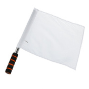 Referee Football Soccer Hocky Lineman Flag Athletic Competition Hand Flag Track and Field Sports Training Flag