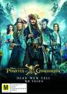Pirates Of The Caribbean Dead Men Tell No Tales  [Region 4]