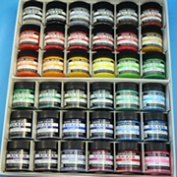 Knicker paints, poster colour 36 colour set 40 ml (plastic container) is Norwegian