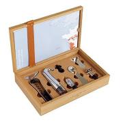 L'atelier Du Vin 095346-6 Oeno Box Collector, Brown