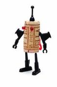 Yuri Robot Fun Diy Monkey Business Wine Bottle Designer Corkers