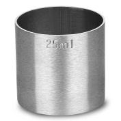 Stainless Steel Thimble Bar Measure Ce 25ml | Spirit Measure, Thimble Measure,