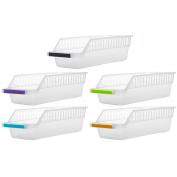 Dreammy Kitchen Fridge Space Saver Organiser Slide Under Shelf Rack Holder Storage Fridge Storage Box New