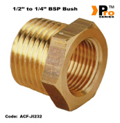 1.3cm To 0.6cm Brass Bush- Air Line Fitting-air Compressor Fitting 007