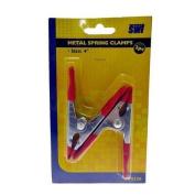 5.1cm X 10cm Metal Spring Clip Clamp Grimp Tarp Set Model Craft Making Diy Hold