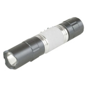 Technoline T 9034 Metal Led Torch With Glow-in-the-da