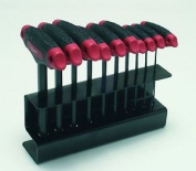 Hilka 21551002 Pro Craft Metric T-handle Hex Keys New