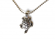 Turtle Pendant with Chain, Novelty Gift Idea, Jewellery, Accessories, Gift Box Included