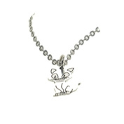 Cat Necklace, Kitty Necklace. Cat Lover Gift, Cat Jewellery, Silver Cat Necklace, Kitty Jewellery