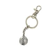 Globe Keychain, Custom Key Ring, Globe Pendant, Globe Charm, Travel Jewellery, World Keychain, Travel Keychain