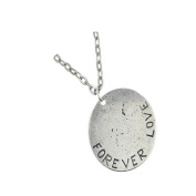 Forever Love Necklace ,Couples Necklace, Couple Jewellery