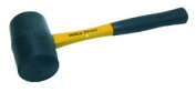 Rubber Mallet - 950ml - Fibre Glass Shaft - For - Tent Pegs - Windbreakers -
