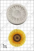 Silicone Mould Sunflower | Food Use Fpc Sugarcraft . Within The Uk!