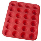 Fantasyday® Silicone Mould For Chocolate, Jelly And Candy Etc. - 24 Cakes