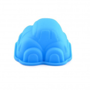 Fantasyday® Silicone Mould For Chocolate, Jelly And Candy Etc. - Blue Car