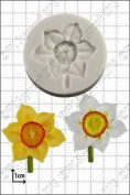 Silicone Mould Daffodil   Food Use Fpc Sugarcraft . Within The Uk!