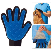 True Touch Deshedding Glove Brush For Gentle And Efficient Pet Grooming Sale
