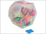 Personna Neon Plastic Mini Scraper Jar O F 100 1 Blade