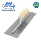 Marshalltown 33cm X 13cm Permashape Finishing Trowel With Stainless Steel Blade And