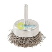 Rotary Stainless Steel Wire Cup Brush 50mm Grinding Wire Cups