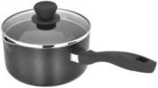 Judge Saucepan, Black, 20 Cm, 2.5 Litre