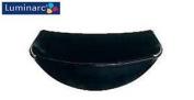 Luminarc 16cm Quadrato Square Bowl Black Serving Utensils Kitchen New