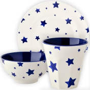 Emma Bridgewater - Starry Skies Melamine - Available In Plates, Bowls Or Beakers