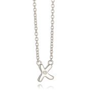 Molly Brown | Flower Girl 'My First Diamond Kiss' Necklace