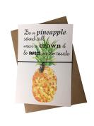 Wish Bracelet - Be a Pineapple
