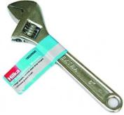 Hilka 18020600 Heavy Duty Adjustable Wrench, 15cm
