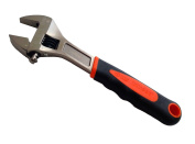 Axis 29003 Tau360 Cr-v Adjustable Wrench With Ultra Smooth Roller 10 Inch/250mm