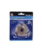 Blue Spot 07002 Duty Oil Filter Remover - Silver