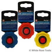 Bluespot Individual 0.6cm 1cm 1.3cm Finger Palm Ratchet Socket Wrench Reversible
