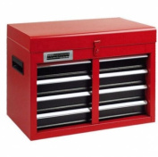 136pc Tool Set Lockable Box Organiser Drawer Storage Compartment Workshop Garage