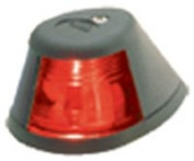 Perko 0273DPRLNS Marine Spare Red Lens for 253