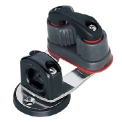 Harken Bullseye swivel base / 150 Cam-Matic