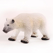 Natural rubber latex Polar Bear by Green rubber toys