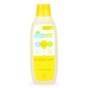 ECOVER All Purpose Cleaner - For the entire house - Powerful effect - 100% recyclable packaging - Fights dirt and grease - Pleasant fragrance - 750 ml