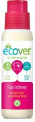 ECOVER Stain Remover - Removes stains from heavily soiled clothes - Suitable for whites and colours - Easy to use - With handy brush 100% recyclable packaging - 200 ml