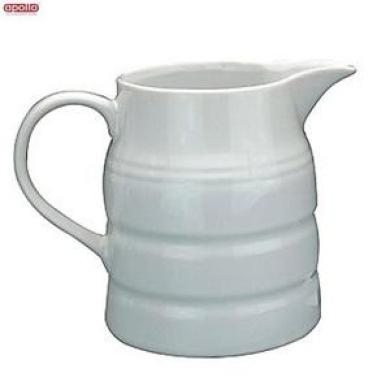 Apollo Churn Jug 0.5 Pint Tea Coffee Water Drinks Serveware Kitchen Home New