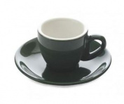 Maxwell And Williams Cafe Culture Verde Espresso Cup And Saucer 0.7l