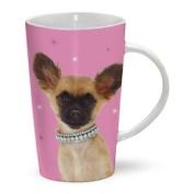 Latte Mug - Chihuahua