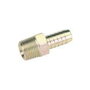 Draper 1.3cm Taper 1.3cm Bore Pcl Male Screw Tailpiece - A2954 Bulk