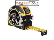 Stanley 0-33-503 Xtht0-33503 Tape Measure Fatmax Autolock 5 Metre Sta033503