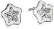 D for Diamond Star Studs