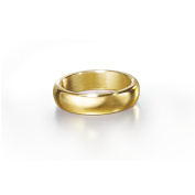 The Hobbit-The One Ring Schmuckdisplay, Film Prop, Ring, Gold-Plated stainless steel make