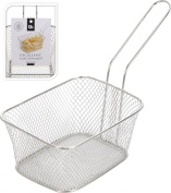 Stainless Steel Wire Chip Chips Fry Fries Lifter Serving Basket Choice Of Deals