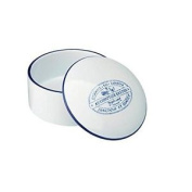 Provencale Ceramic Camembert Baker & Cover 12.5cm, White