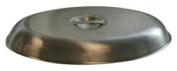 Genware Nev-c1362 Cover For Veg Dish, Oval, 25cm