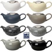 London Pottery Ceramic Pebble Teapots 4 Cup 1.1l In Various Colours